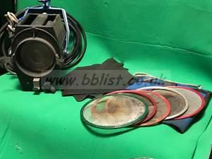 Type 2831 Mole Richardson Baby Baby Solarspot