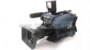 Sony DSR 450 body and accessories