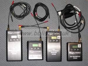 4 way Micron Explorer Radio Mic kit