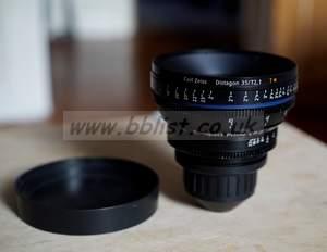 Carl Zeiss 35mm T2.1 Prime CP.2 Lens PL Mount