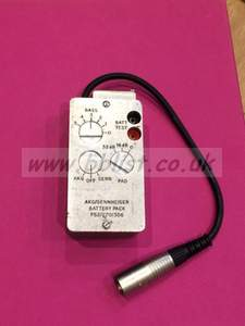 Battery Phantom/T mic Power Supply