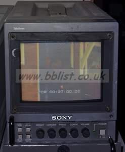 Sony pvm6041qm 6inch