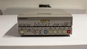Sony DSR-11 PAL&NTSC DVCAM & MiniDV Player/Recorder