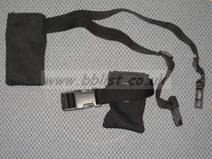 Radio Mic belts and pouches
