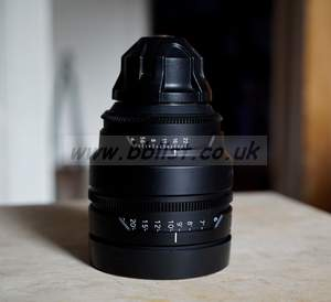 Red 100mm T1.8 Lens