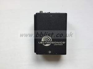 Lectrosonic block 28 UCR211 AND UCR401 with transmitters