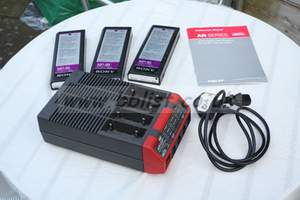 PAG ARI 124 NP - Auto Ranging Fast Charger