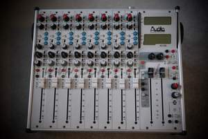Audio Developments AD256 Mixer