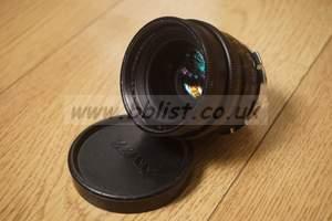 Zeiss B Speed Lens 25mm