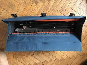 Petrol rigid tripod bag carrying case