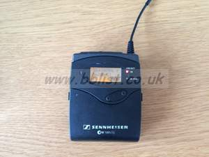 Sennheiser EW100 G3  Transmitter