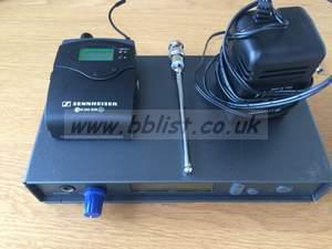 Sennheiser G2 300 In ear monitor Set