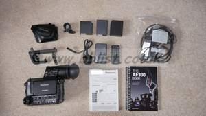 Panasonic AF101 (AF100)