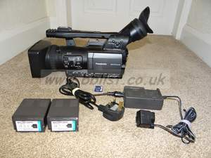 Panasonic HMC-151