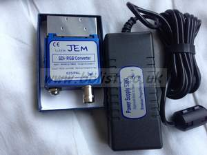 Little JEM Micro SDI to SCART Converter RGB&CVBS