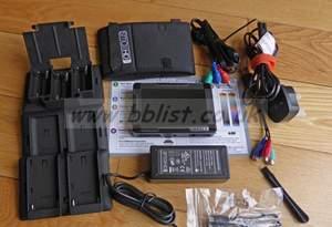 Small HD DP4 Monitor/Viewfinder kit