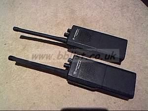 Pair Motorola walkie talkies etc