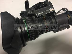 Canon J15a x 8b4 IRS SX12 with doubler