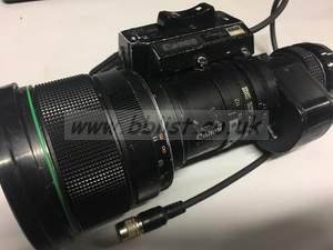 Canon J14x8B4 IRS A HX12A Macro TV Zoom 8-112mm With Doubler