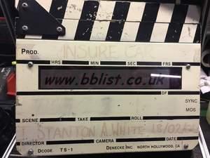 denecke ts-1 Timecode Slate