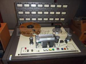 Sony MCI JH24 tape recorder