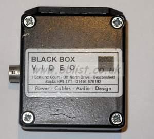 Black Box Video hirose 9volt power supply
