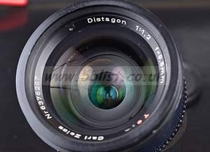Zeiss Distagon f1:1,2 9,5mm T1,3 surspeed MKI -Arri 16 + PL