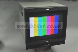 SONY PVM-20M2E Monitor