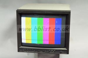 JVC TM1700PN-K Monitor