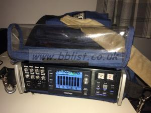 Tascam HS-P82 8 Channel Field Recorder