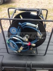VDC Van Damme Stereo send and return 22meter Sound Drum
