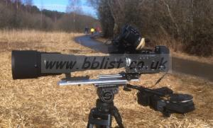 Sigma 300-800mm APO HSM DG EX f5.6 (Nikon Mt)
