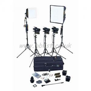 Dedolight SPS5 5 Head Professionals Lighting Kit (NEW)