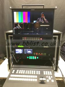 Datavideo MS-2800B HD 12 channel Portable Production Unit
