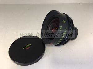 Illumina 14mm S35 PL mount lens
