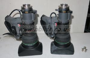 Canon J15a x 8 B4IRS sx12 broadcast lens (ref 3)