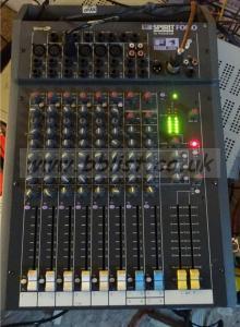 Soundcrat spirit folio f1 14-2 14ch sound mixer