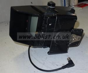 Sony bvf55ce 16:9 crt viewfinder (used on BVP950WSP etc)