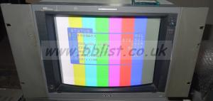 Sony pvm-14L4 14inch monitor with rack kit, Composite, yuv,