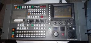 Sony msu700a ( msu-700a ) master setup unit for BVP cameras