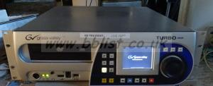 Grass Valley turbo iddr recorder / player SD / HD server