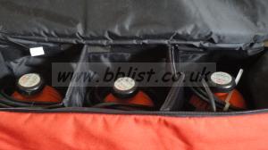 3x Ianiro lighting kit in ianiro bag
