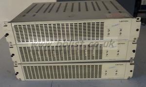 Leitch 6804-2 modular frame rack with 10x SDI VDAs