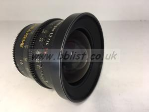 Used ZEISS-ARRI 14mm Ultra Prime