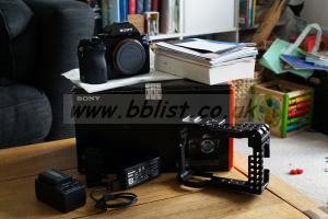 Sony A7S (Mark 1) Stills / Video Camera with Movcam Cage