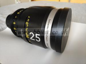 Schneider CINE-XENAR III 25MM/T2.2 PLMET