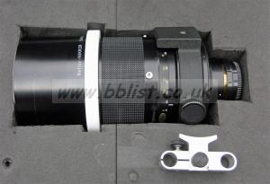 1000mm Nikkor f11 Mirror Lens