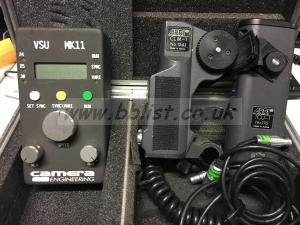 Arri Iris Control Unit and Lens Motor