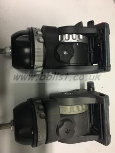 2 X Sachtler Ace tripod heads - Spares or repair