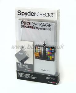 Spydercheckr Pro Package (color checker chart))